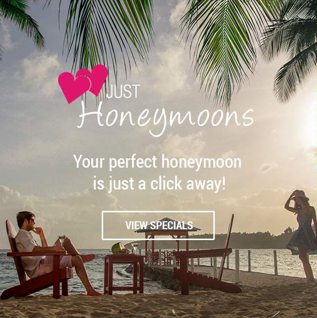 Just Honeymoons – your perfect honeymoon is just a click away!